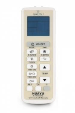 Универсальный пульт для кондиционеров K-1036E+L 1000в1