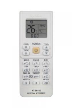 Универсальный пульт для кондиционера QUNDA KT-9018E 4000в1